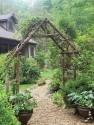 decoracion-de-jardines-rusticos-casa-de-madera